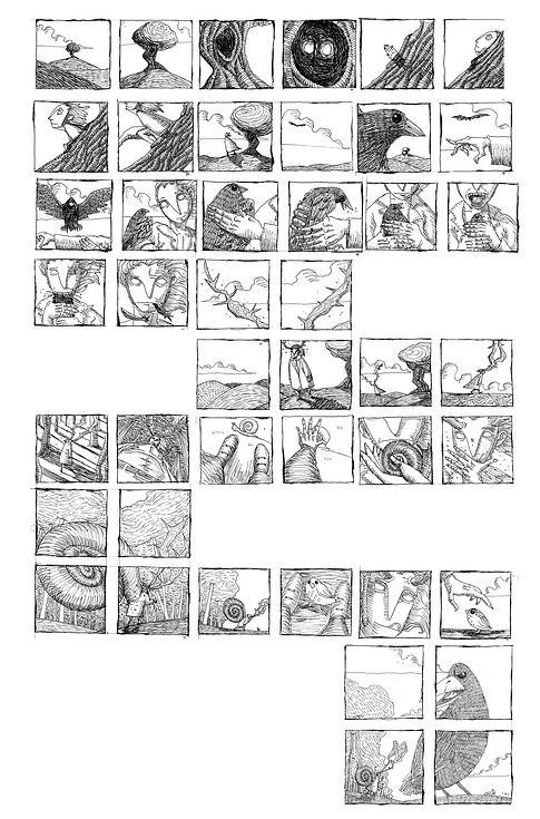 Juan Moore Storyboard